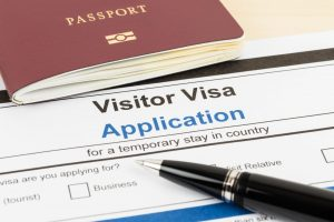 How to Fill Visa Application
