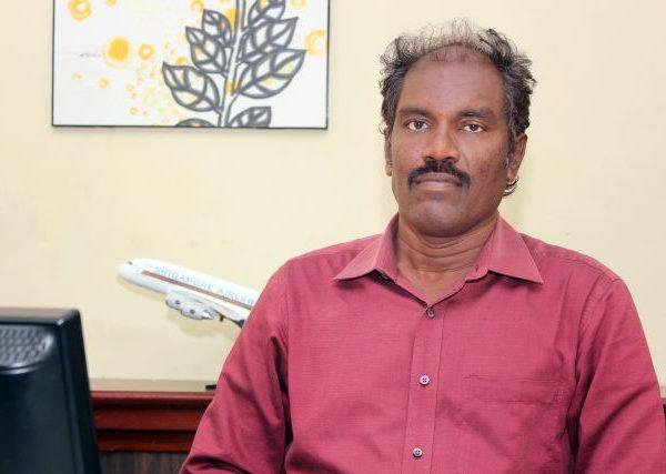 Mr.Velavan: Manager