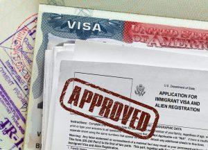 Visa Approved application