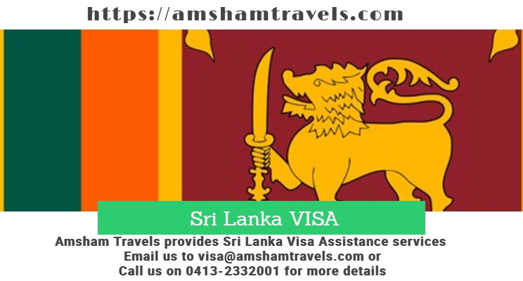 Sri Lanka Tourist Visa & Transit Visa for Indians