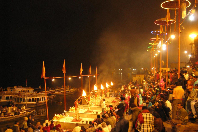 Varanasi-Aarti