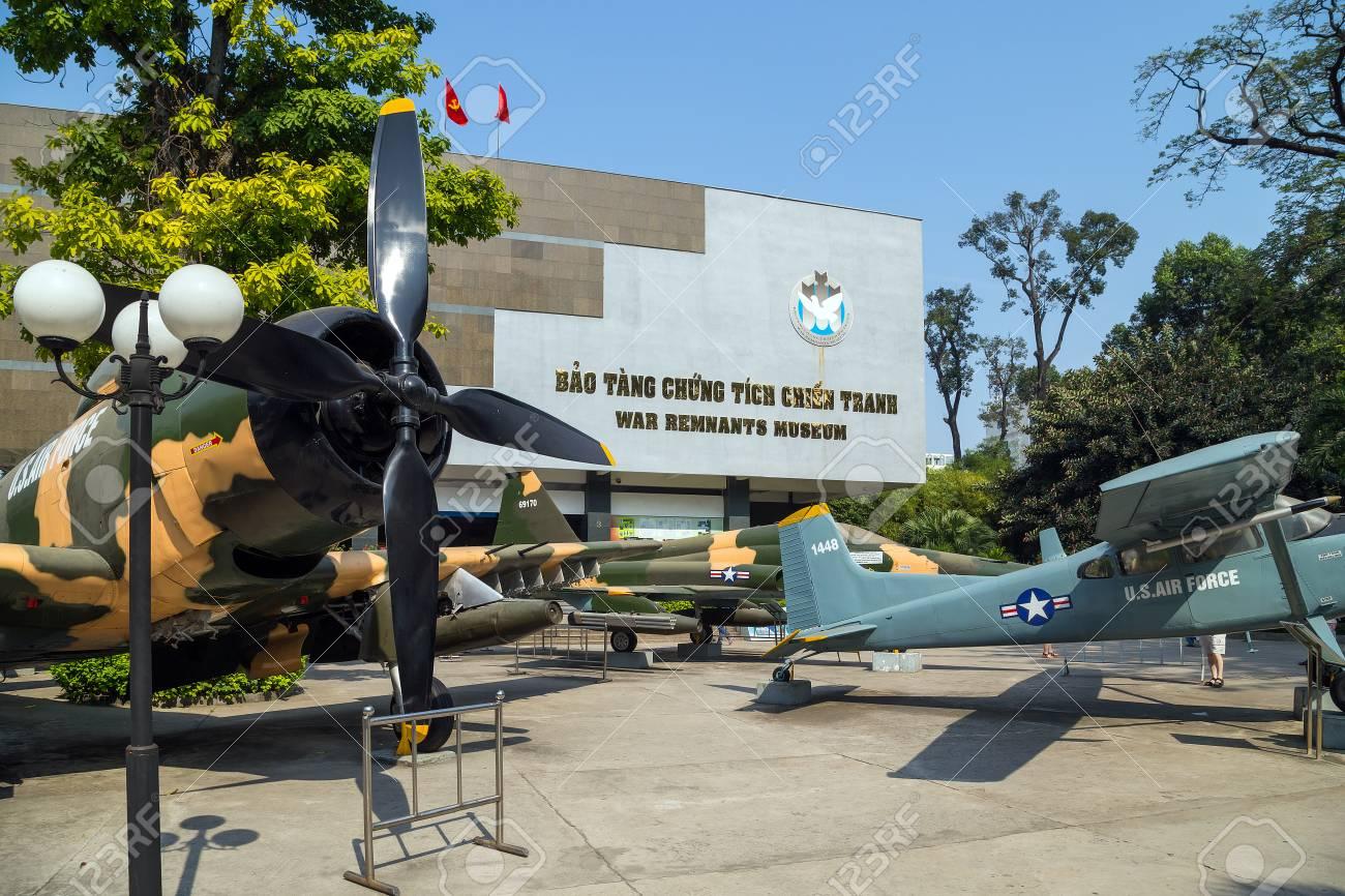 War Remnants Museume